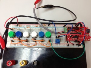 Button Board Prototype